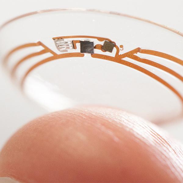 Novartis, Google, контактные линзы, Google объединился с Novartis, чтобы сделать умные контактные линзы