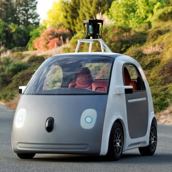 , Роботы-автомобили Google осваивают агрессивный стиль вождения