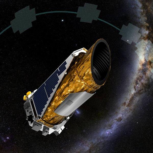 Космос, Кеплер, NASA, Солнце, телескоп, планета, Далёкая планета оказалась в 2,5 раза больше Земли