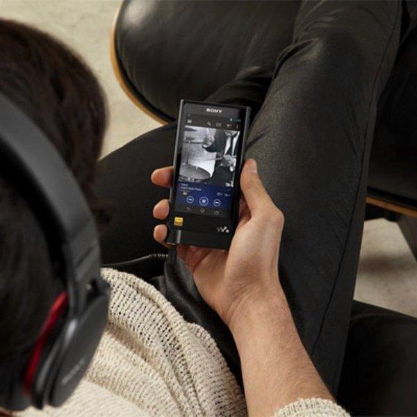 Sony,Android,MP3,плеер,музыка, Sony Walkman NW-ZX2: обзор устройства