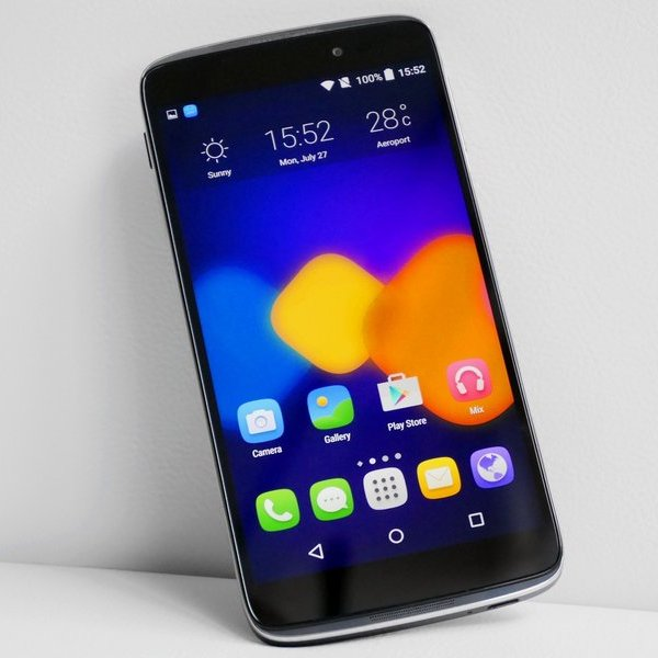 Alcatel, Android, смартфон, Обзор Alcatel Idol 3 (5.5)