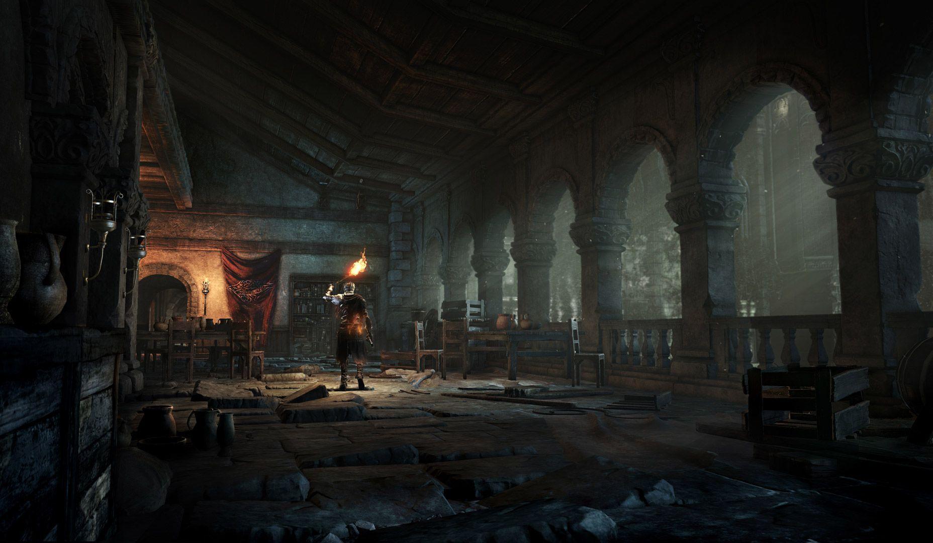 Превью игры Dark Souls III