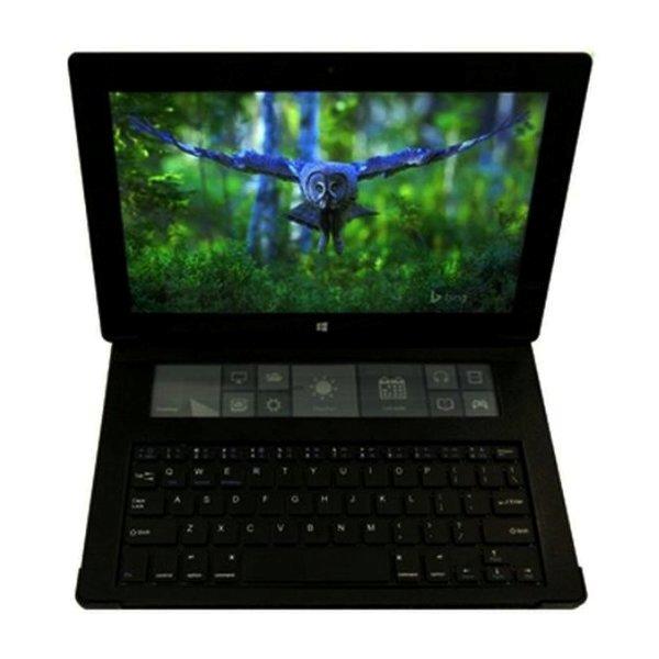 Microsoft,Windows,планшет, В Microsoft показали своё видение клавиатуры с сенсорным дисплеем