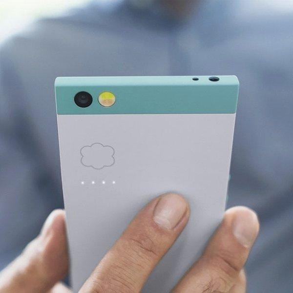 Google,HTC,Android,Kickstarter,Indiegogo,смартфон, Nextbot Robin: Android-смартфон с «неограниченной» памятью
