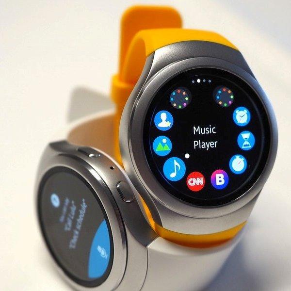 Samsung, Smart-Watch, спорт, часы, будильник, фитнес, спорт, смартфон, Обзор «умных» часов Samsung Gear S2