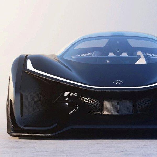 Tesla, автомобиль, авто, автомобили, электромобиль, концепт, дизайн, идея, Faraday Future Zero1: фирма представила электромобиль, способный конкурировать с Tesla