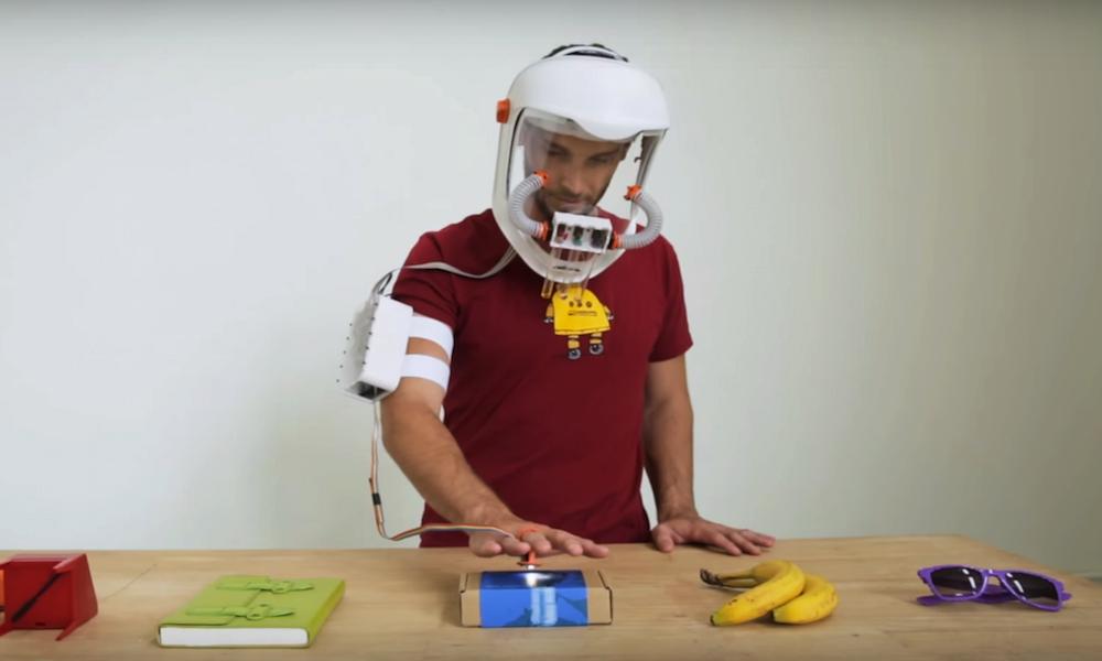 Synesthesia Mask: маска, с помощью которой можно понюхать цвет
