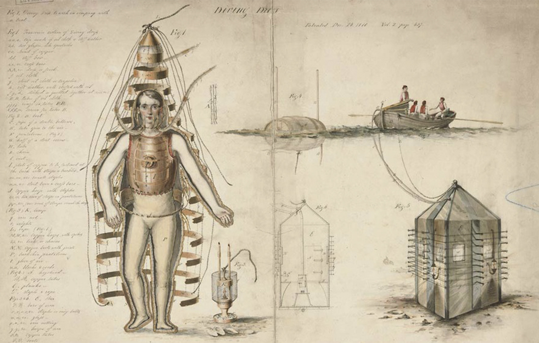 , 7 научных изобретений Леонардо да Винчи