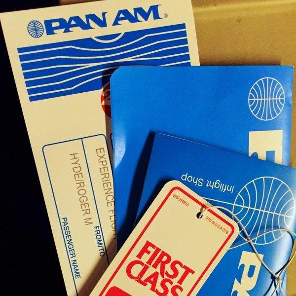Boeing, авиация, самолёт, Pan Am Experience: полёт в 1970-е на борту Boeing 747