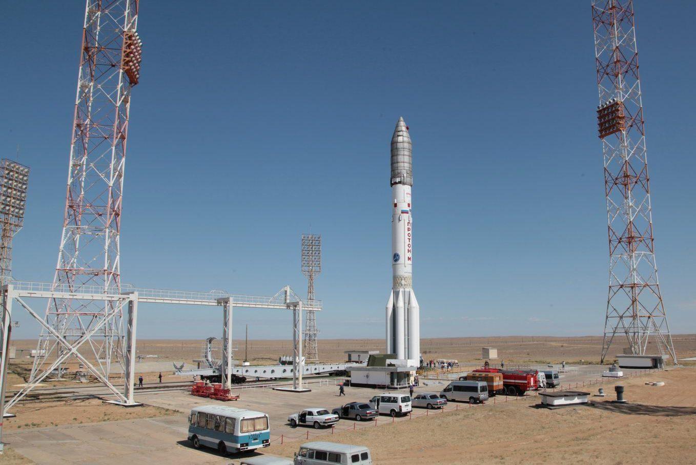 Ракета-носитель вывела на орбиту необычный спутник
