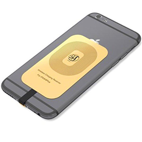 Apple,iPhone,смартфон, Не нужно ждать iPhone 8: добавь беспроводную зарядку в «Айфон» уже сейчас!