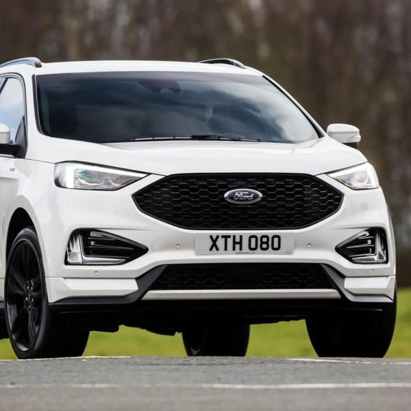 рецензия,автомобили,дизайн, Ford показал обновленный кроссовер Edge