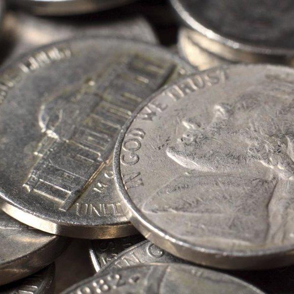 США,История,деньги, Как быть? Стоимость изготовления пятицентовой монеты США - 7 центов