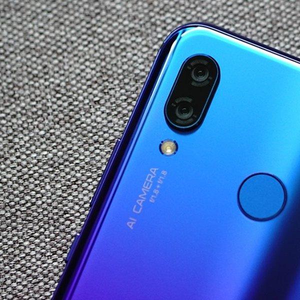 фото,смартфон, Обзор смартфона Huawei nova 3