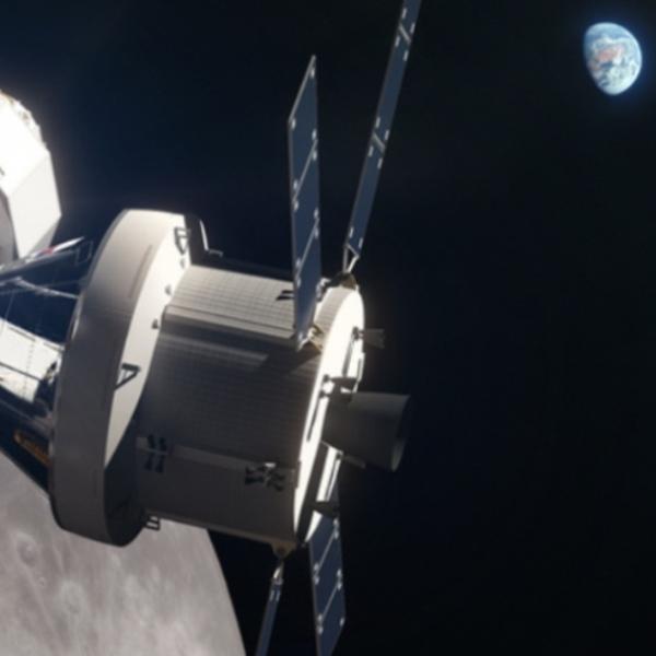 космос, Астронавты будут останавливаться в «мотеле» на пути к Марсу