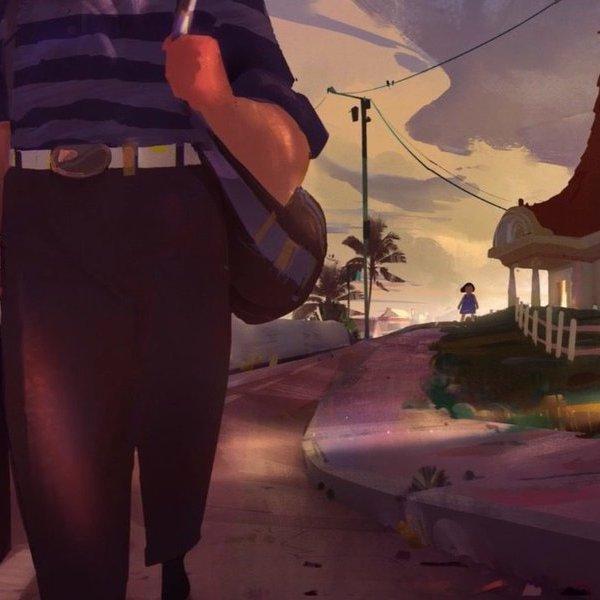 видеоигры, Инди-игра головоломка Old Man's Journey